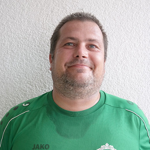Sektionsleiter Fußball Hagen Kittel