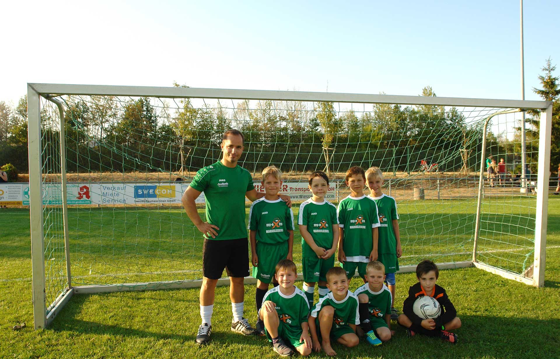 SV Eiche Wachau - F-Jugend