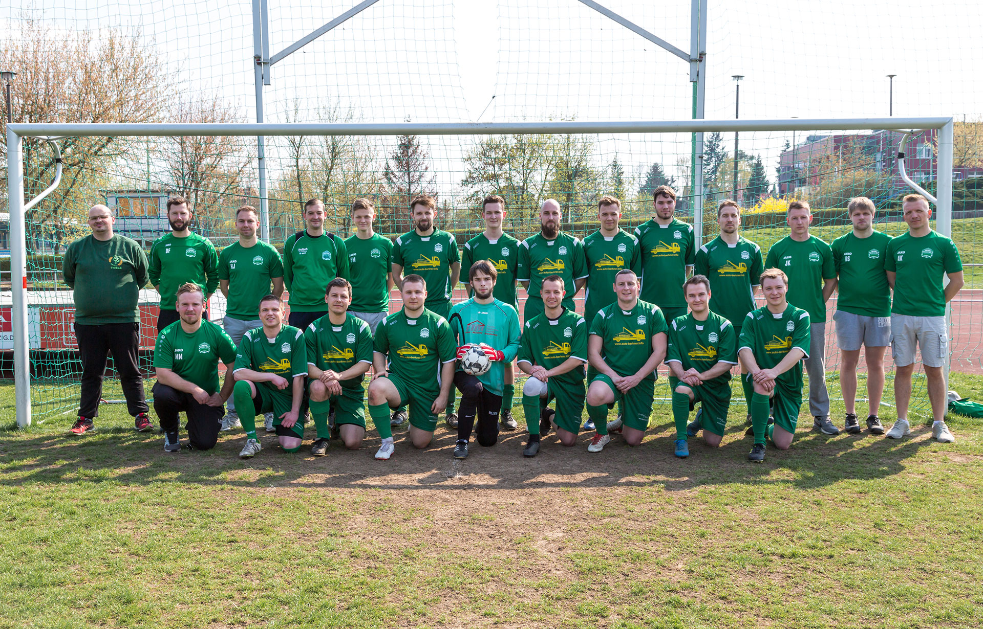 1. Männermannschaft - SV Eiche Wachau