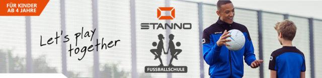STANNO-Fußballschule beim SV Eiche Wachau